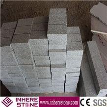 G603 Granite Paving Stone G603,Gamma Bianco,Gamma White,Ice Cristall,Jinjiang Bacuo White,Jinjiang G603,Jinjiang White,Light Gray
