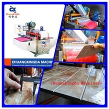 Wet Type Tile Cutting Machine with Single Blade Marble Mosaic Cutting Making Machines