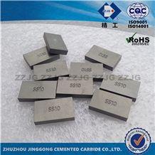 Ss10 Stone Cutting Tungsten Carbide Tips for Kenyan Markets