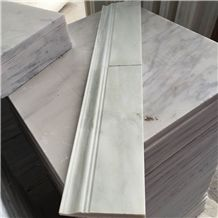 Chinese Oritenal White Marble Polished Border,Skirting,Molding,Pencil Liners,Building Decoration, Oriental White Marble Pencil Liners