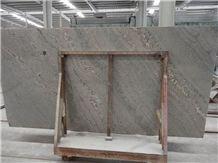 White Silk China Chinese Granite Slab Flooring Paver Tile Cover Polished, China Grey Granite