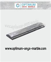 Marble Moldings Ziarat Gray, Grey Marble Pakistan Molding