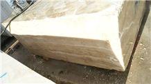 Blonde Onyx Blocks, Beige Turkey Onyx Blocks