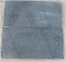 China Black Granite Honed Swimming Pool Coping
