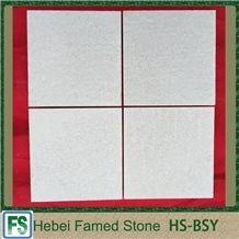 China White Quartzite Tiles, Smooth Surface Exterior Wall Cladding Stone ,Floor Stone