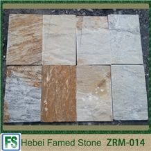Chinese Multicolor Slate Cheap Tiles