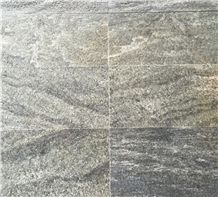 Green Flamed Quartzite Tiles, China Green Quartzite Slabs & Tiles