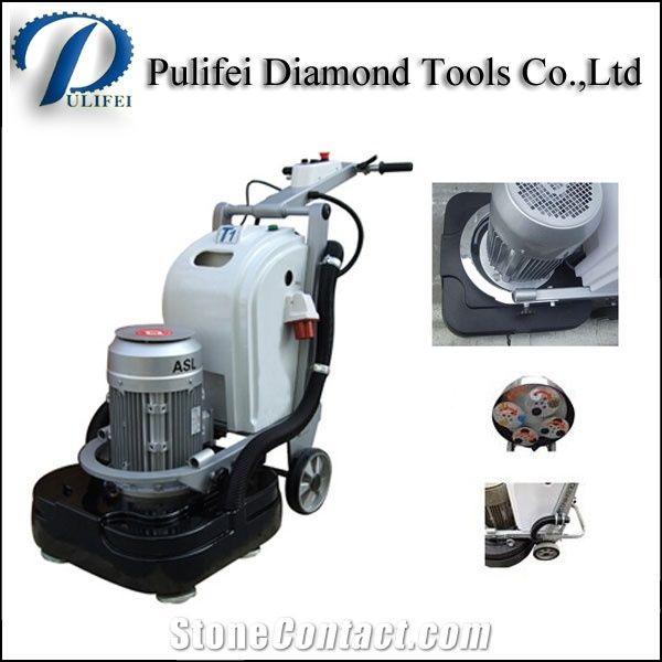 Granite Floor Polisher And Stone Marble Edge Polishing Machine