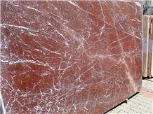Rosalia Red Marble Polished Slabs