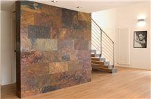 Pizarra Multicolor Rustica Wall Tiles