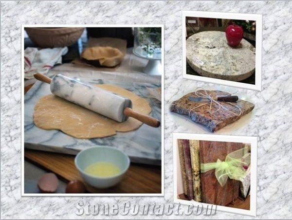 Custom Marble Or Granite Cutting Board