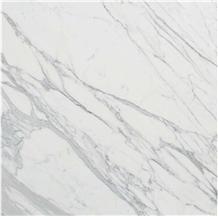 Italy Massa Carrara Statuariowhite Marble Tile