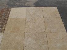 Pierre De Lanvigne Tiles, Lanvignes Limestone, Beige France Tiles & Slabs