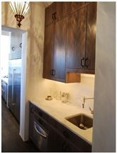 Calacatta Michelangelo Marble Honed Kitchen Counters