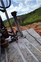 Dallas White Granite Blocks, White Brazil Granite Blocks