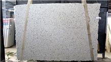 Napolitto Granite Slabs, White Icarai Granite