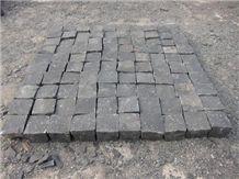 Vietnam Black Basalt Cube Stone