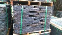 Vietnam Black Basalt Garden Step Stone