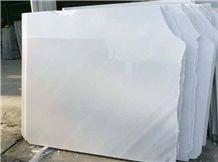 White Marble Green Grain Tiles & Slabs, White Marble Viet Nam Tiles & Slab