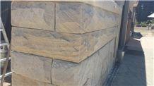 Mount White Sandstone Split Wall Cladding, White Sandstone for Building & Walling