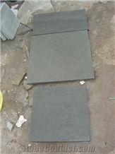 Green Sandstone Tiles, China Green Sandstone, China Shandong Laizhou Sandstone Slab, Cladding Tile, Floor Tile