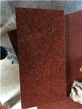 Dyed Red,China Red ,Taiwan Red ,Chilli Red ,Ruby Red Granite ,Chinese Granites Slab & Tile