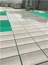 Marble Tile Silk Georgette Light Grey Wood Grain Vein Marble Floor Tile, China Grey Marble