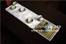 Granite Tea Tray, Stone Artworks, Artifacts, Handcraf