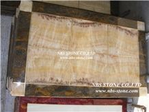 Yellow Marble Table, Table Top Design,Work Tops