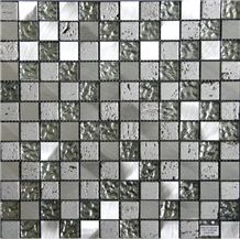 Silver Stone Mosaic