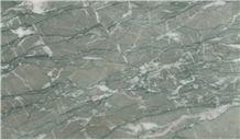Verde Antigua Marble Tiles & Slabs, Green Marble Tiles & Slabs Iran