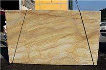 Golden Macauba Quartzite Slabs & Tiles,Brazil Yellow Quartzite