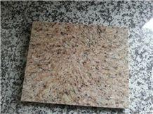 Brazilian Gold Granite Tiles & Slabs, New Venetian Gold Granite Slabs, Polished Slabs/Tiles