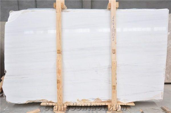 Bianco Dolomiti Marble Slabs