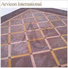 Jodhpur Chocolate Sandstone for Walling & Flooring Tiles, Brown Sandstone Tiles & Slabs