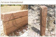 Modak Basoda Sandstone Stairs & Steps, Beige Sandstone Risers
