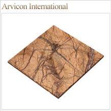Rainforest Golden Marble Tiles & Slabs, Brown Marble Tiles & Slabs