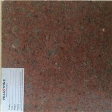 Vietnam Red Ruby Granite Polished Tiles & Slabs