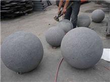 G684 Black Basalt Ball,Black Ball,Parking Ball,Wall Ball