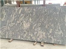 Sandwave Granite,China Juparana Grey Granite Slab & Tiles
