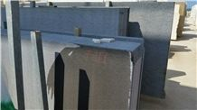 Pietra Basaltina Slabs & Tiles, Italy Black Basalt Floor Tiles, Wall Covering Tiles