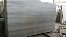 White Wood Marble Tile & Slab China White Wooden Marble