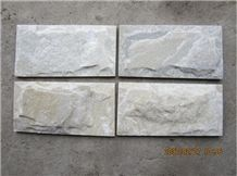 Natural Mushroom White Quartzite Tiles & Slabs