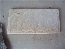 Natural Yellow Beige Quartzite from China Slabs & Tiles