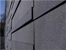 Victorian Bluestone Sawn Cut Wall Cladding