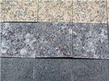 Indigo Blue Granite Slabs& Tiles,Purple Spot Blue Diamond Granite, China Blue Granite,China Purple Against Blue Granite