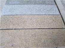 Sky Yellow/ Gold Granite Tiles & Slabs,Tianshan Gold Granite, China Yellow Granite