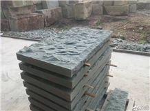 Grey Sandstone Mushroom Stone Wall Cladding Rustic Surface Corner Stone Covering Stone