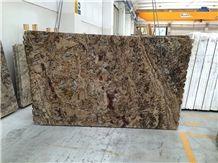 Chocolate Bordeaux 3 Cm Slabs Persa Brown Granite Tiles Brazil