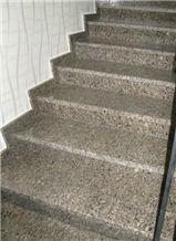 Skifiya Granite Stairs & Steps, Gold Yellow Granite Stairs & Steps
